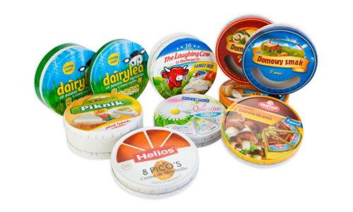 quesos, derretido, fundido, la vaca que ríe, dairylea, piknik, helios, reny picot, sertop, domowy smak
