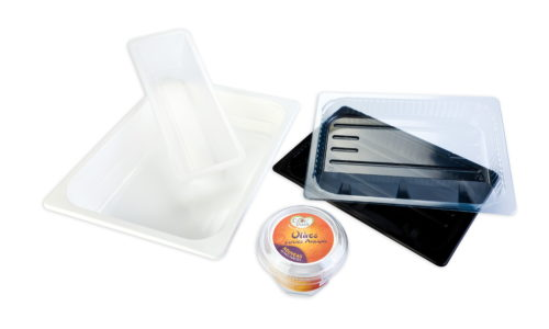 embalajes, comidas, croc frais, croque frais, plastic packaging for food products - envases de plastico para productos alimentarios