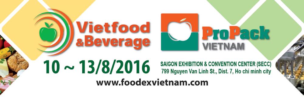 Salon Vietfood & Beverage 2016