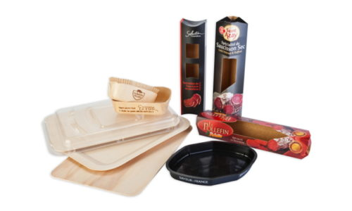 le pollefin, saint azay, carrefour sélection, saveur de France - for cooking and presenting your cold cuts and cured products - Para el preparado y presentación de sus embutidos y salazones