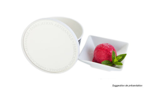 emballage glacier carton - cardboard packaging for frozen fruit - envase carton para helados y congelados