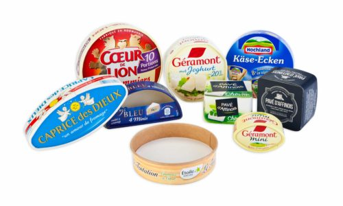 Lacroix emballages, boites à fromages, emballage carton