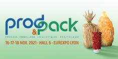 Salon de l'emballage Prod&Pack , Lacroix Emballages